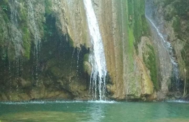 Air Terjun Grojogan Sewu Jatimulyo Kulon Progo Yang Mempesona