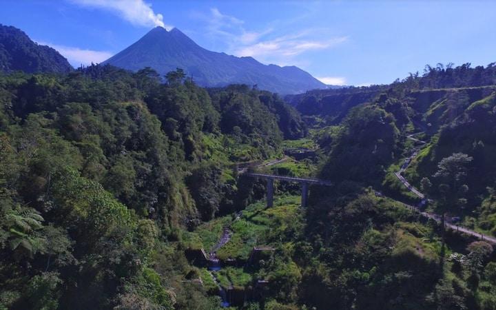 Bukit Kali Kuning: Menikmati Sejuknya Udara Pagi di Kaki Gunung Merapi