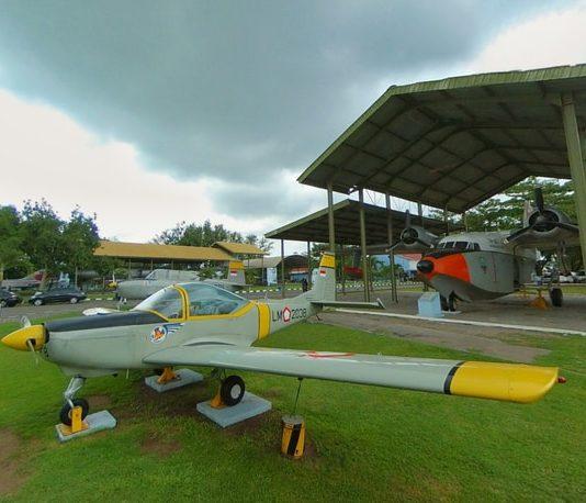 Museum TNI AU Dirgantara Mandala Yogyakarta: Koleksinya Terlengkap