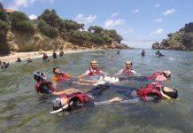 IndahNya Pantai Nglambor Gunung Kidul, Memenangkan Hati Wisatawan