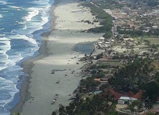 Pantai Parangendog: Salah Satu Dari Pesona Indahnya Gunung Kidul