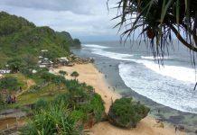 Pantai Watulawang Gunung Kidul: Napak Tilas Prabu Brawijaya VI