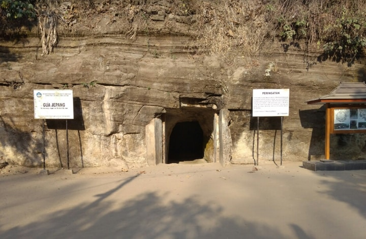Gua Jepang Jogotirto: Telusuri Sejarah Sembari Menikmati Pesona Alam