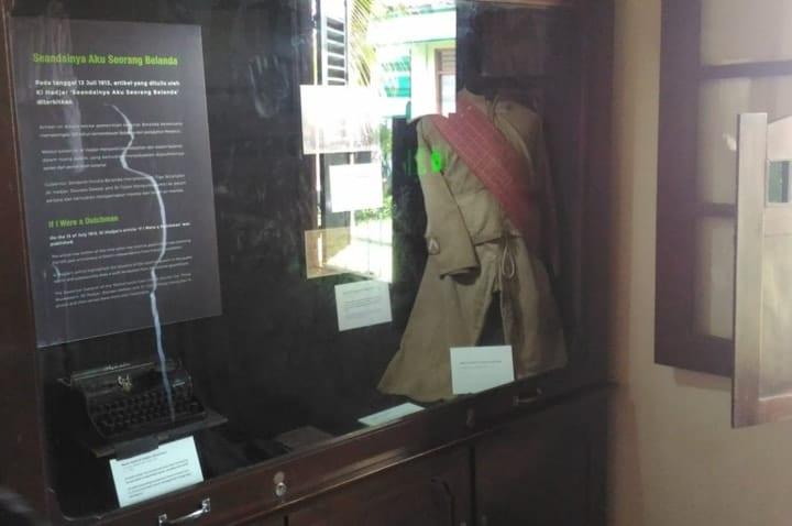 Museum Tamansiswa Dewantara Kirti Griya, Mengingat Bapak Pendidikan